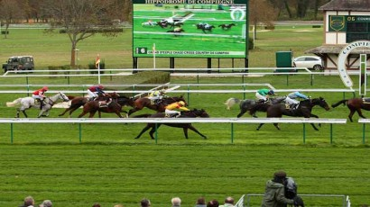 Grand Steeple Chase-Cross-Country de compiegne