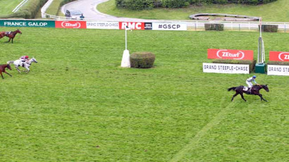 Zeturf Grand Steeple-Chase De Paris