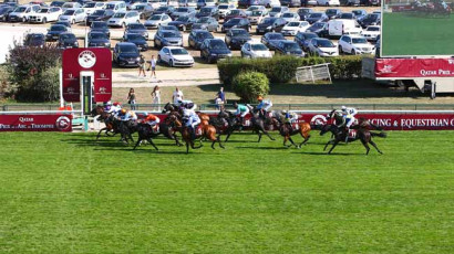 Qatar Grand Handicap Des Arc Trials